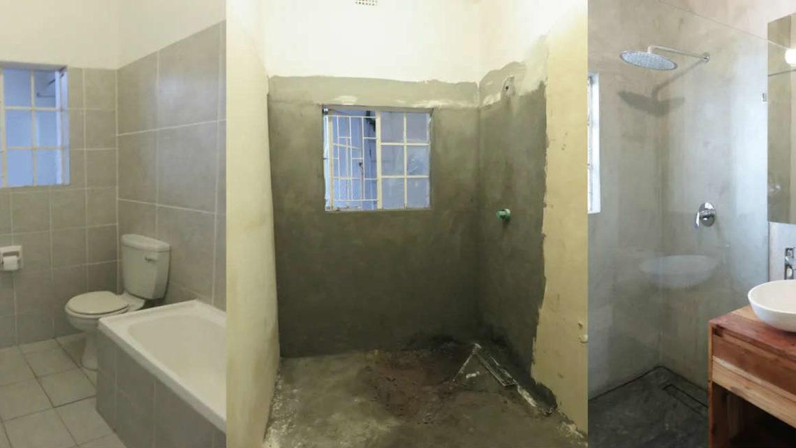 Как сделать ремонт в ванной комнате?